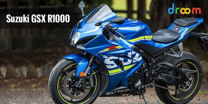 Suzaki GSXR1000