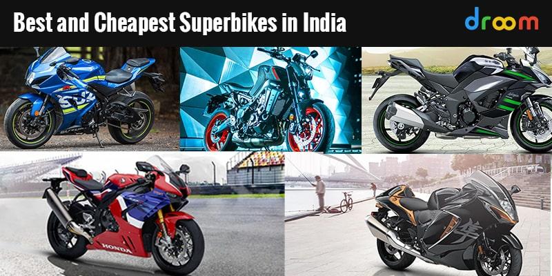 best superbikes in india