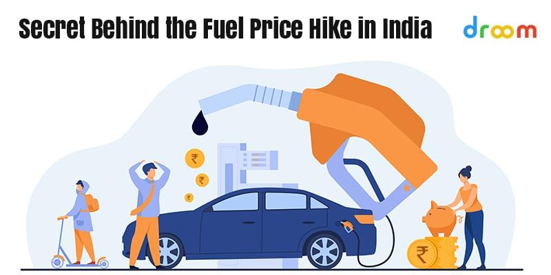 petrol price hike reason