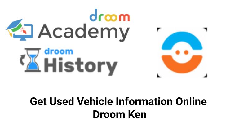 vehicle information online
