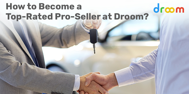 Become a Top-Rated Pro-Seller on Droom