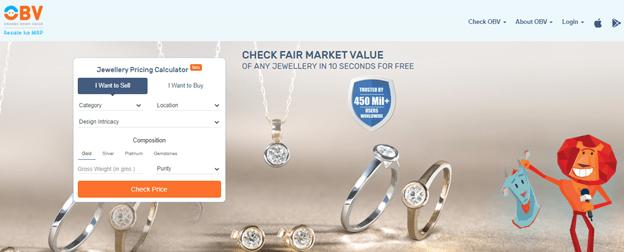 jewellary price checker