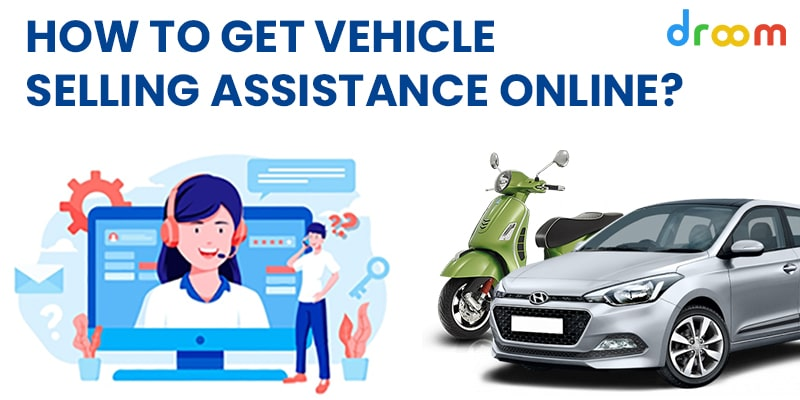 vehicle selling assistance