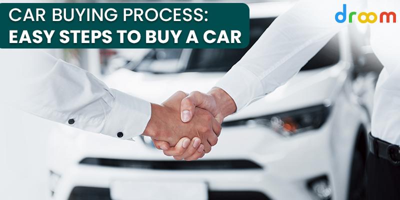 Car Buying Steps