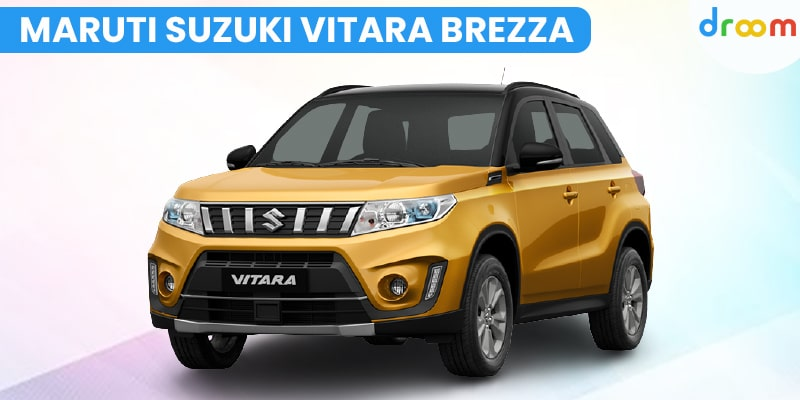 Maruti Suzuki Vitara Brezza 2021