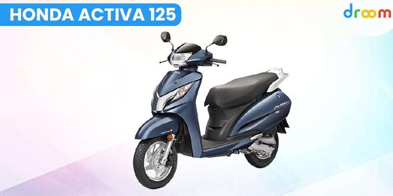 Used Honda Activa 125