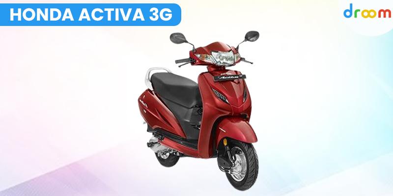 Used Honda Activa 110