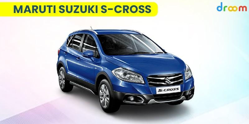 Used Maruti Suzuki S Cross