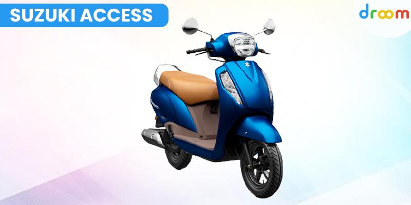 Used Suzuki Access