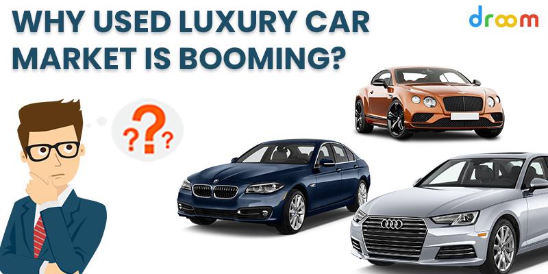 used luxury car market