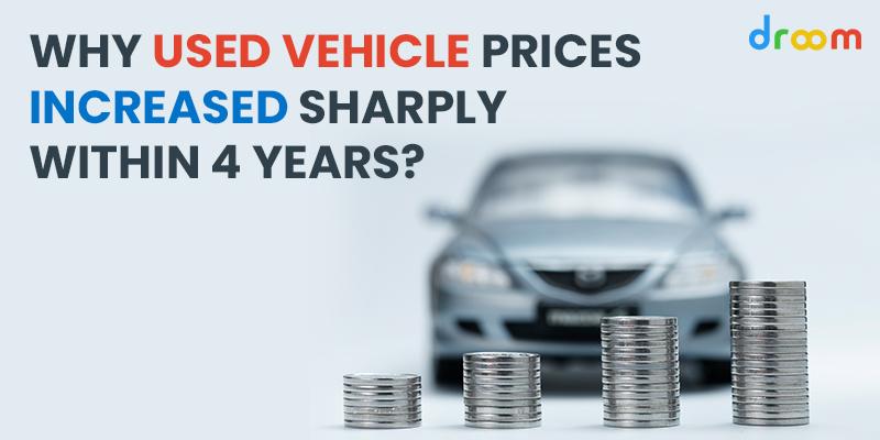 used vehicle price hike