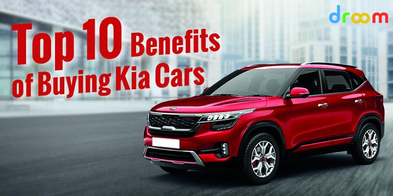 Kia Cars features