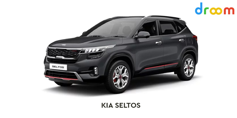 Kia Seltos 2021