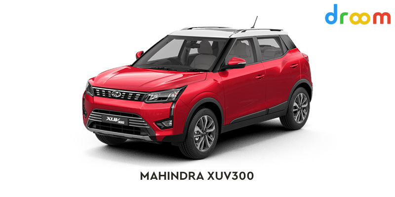 Mahindra XUV300 2021