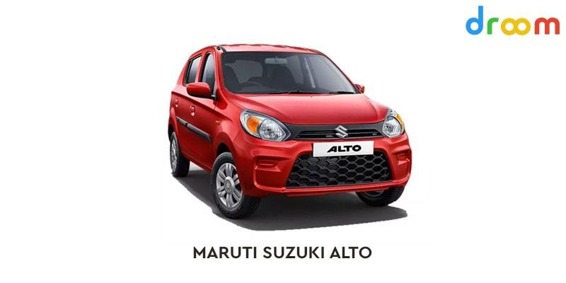 Maruti Suzuki Alto 2021