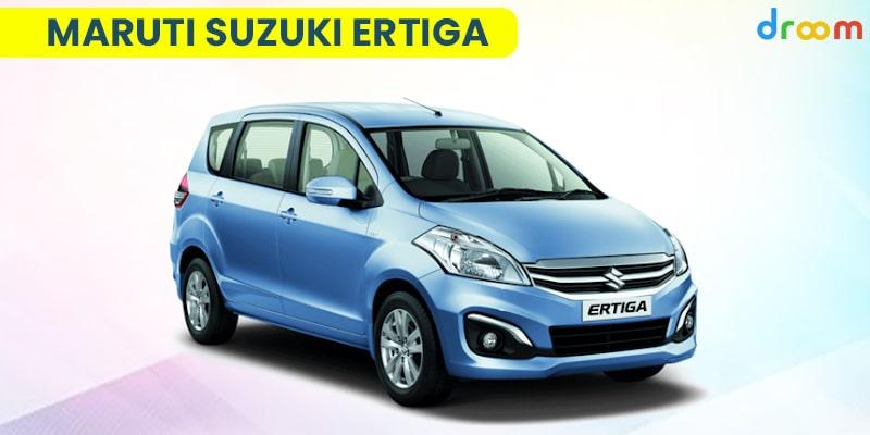 Maruti Suzuki Ertiga 2021