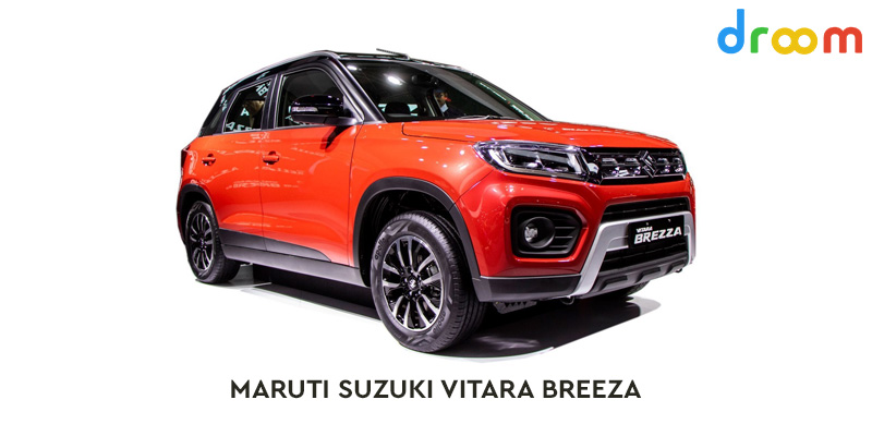 Maruti Suzuki Vitara Breeza