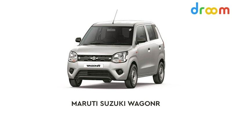 Maruti Suzuki WagonR 2021