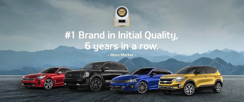 kia cars awards