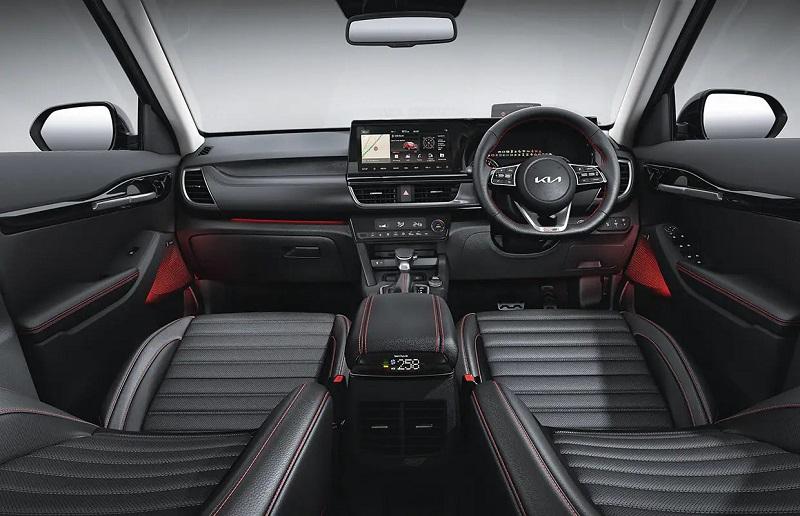 kia cars interior