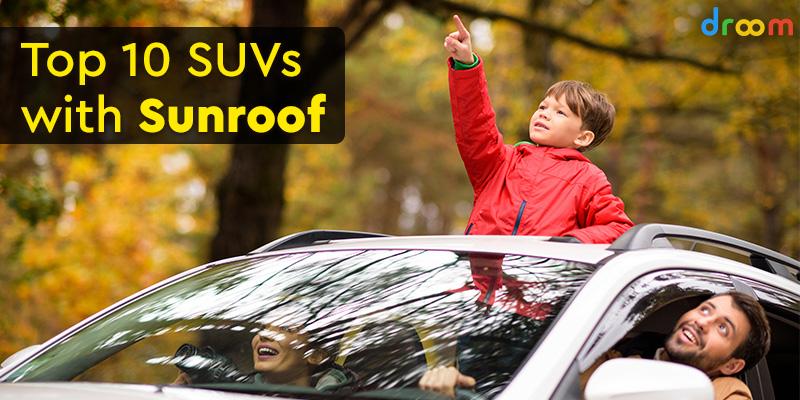 suv with sunroof