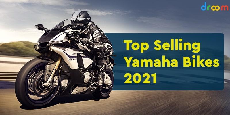 top selling yamaha bikes
