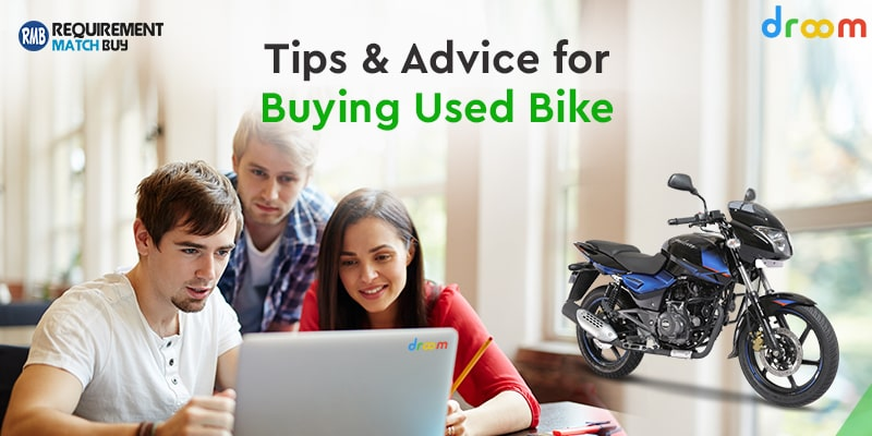 Tips and Advice for Buying Used Bike